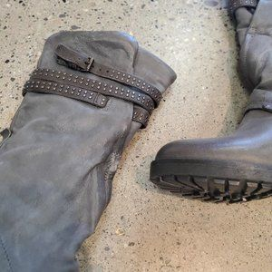 Mjus Shoes - Combat boots by Mjus